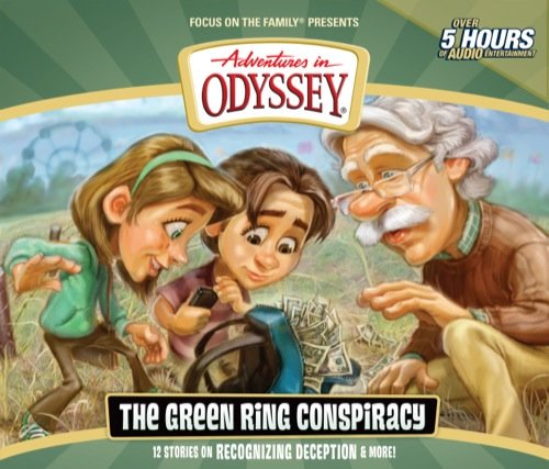 The Green Ring Conspiracy, Part 1